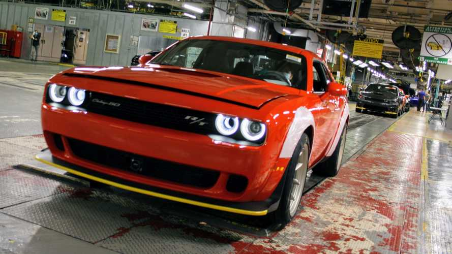 Some FCA Factories Skipping Summer Shutdown To Meet Strong Demand