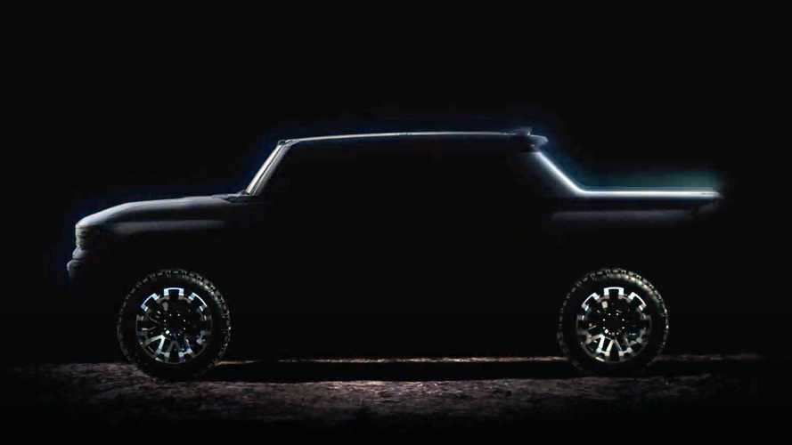 GMC Hummer EV Comes Into View In New Teaser Video, Debuts This Fall