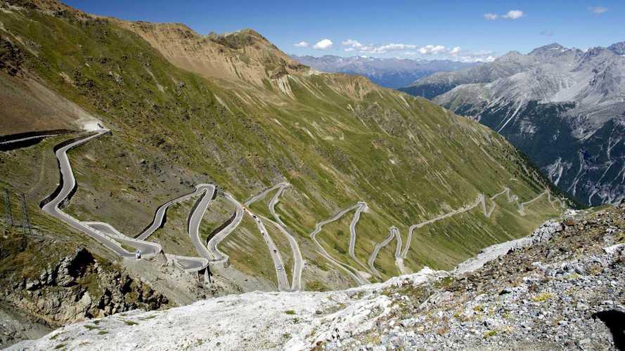 12 самых живописных автомобильных дорог всего мира