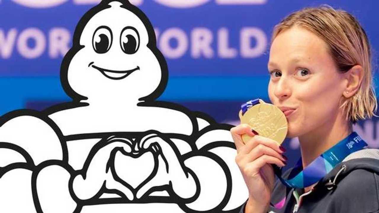 Michelin ha scelto Federica Pellegrini come nuovo brand ambassador