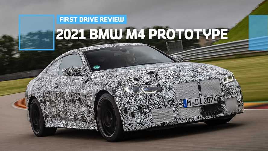 2021 BMW M4 Prototype First Drive Review: Does Anyone Have A Towel?