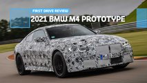 2021 bmw m4 prototype coupe first drive