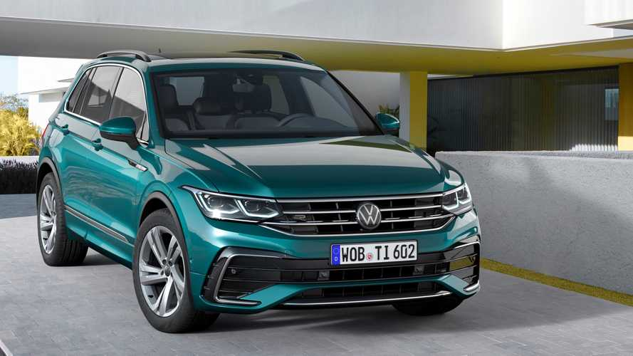 New VW Tiguan goes on sale with prices from just under £25,000