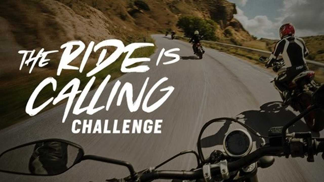 Ride Is Calling - Goal