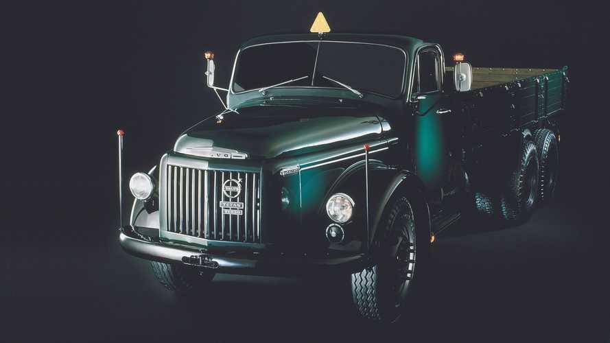 Volvo Titan, era davvero il più grande