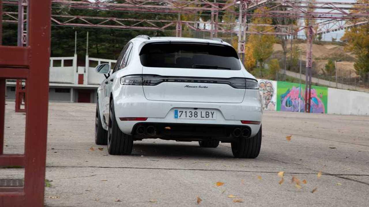 Prueba Porsche Macan Turbo 2020