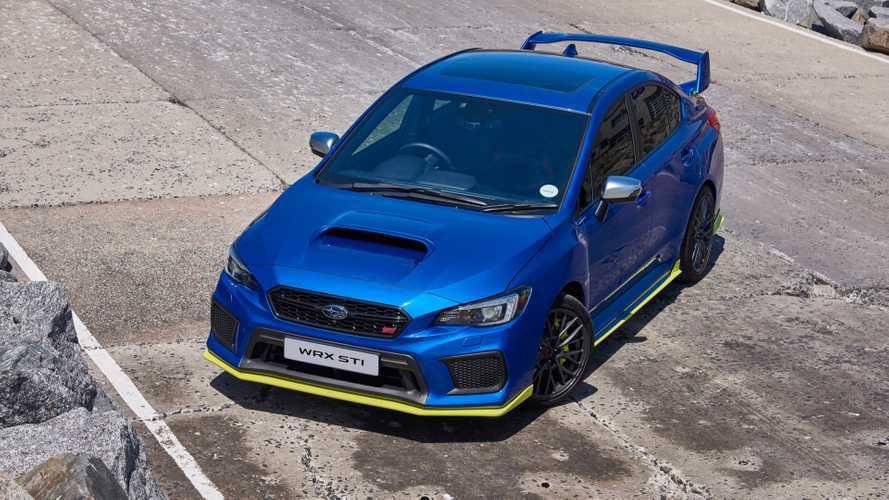 Subaru, bugüne kadarki en güçlü WRX STI'ını tanıttı