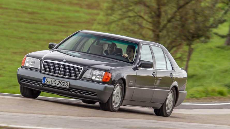 Ezért nem került tizennyolc henger a Mercedes S-osztályába már 20 évvel ezelőtt