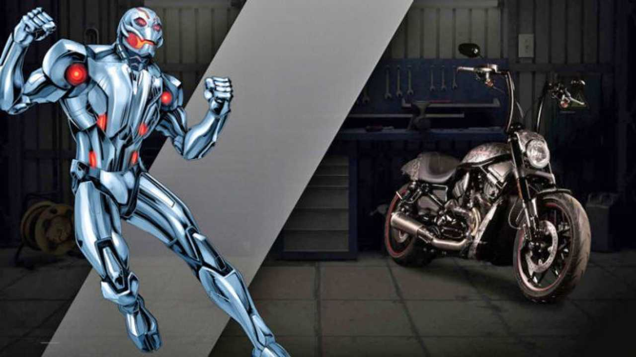 "Ultron - Harley-Davidson Night Rod Special ""Intelligence"""