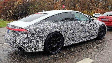 Nouvelles photos espion de la future Audi RS 7 Sportback