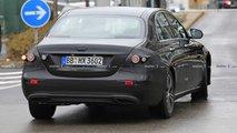 Mercedes E-Class Sedan facelift spy photo