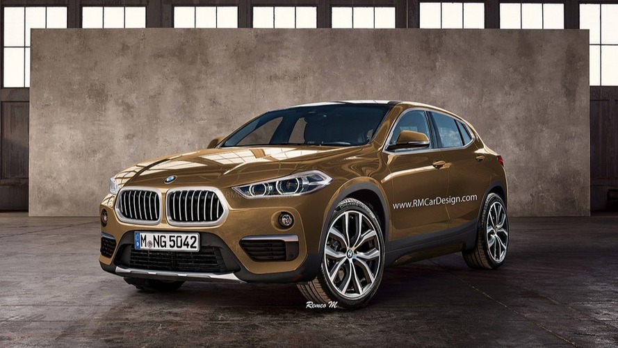 BMW X2 - La version définitive en images