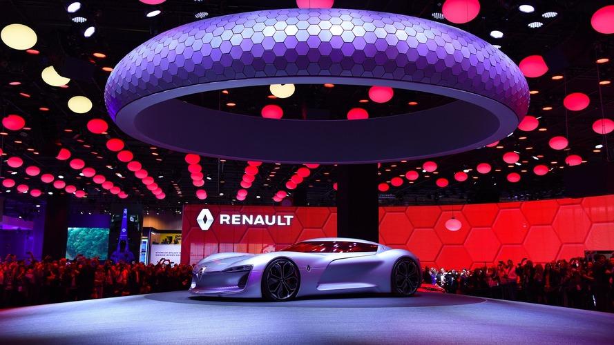 Quels salons automobiles pour demain?