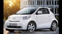 Toyota iQ é eleito o Carro do Ano 2009 no Japão - Prêmio reforça tendência