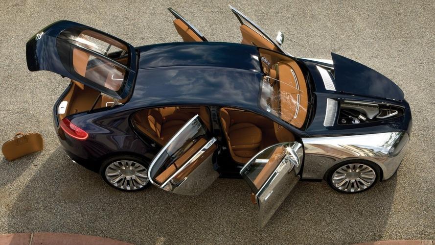 Bugatti est à la recherche de financements pour un nouveau modèle