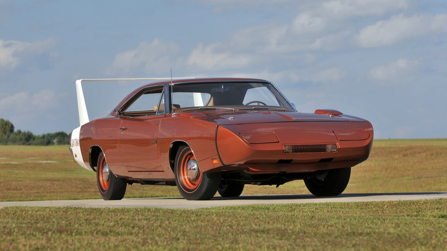 1969 Dodge Hemi Daytona Mecum