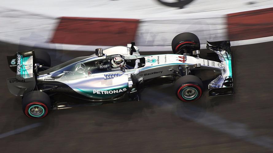 Mercedes - Nous ne sommes pas favoris à Singapour
