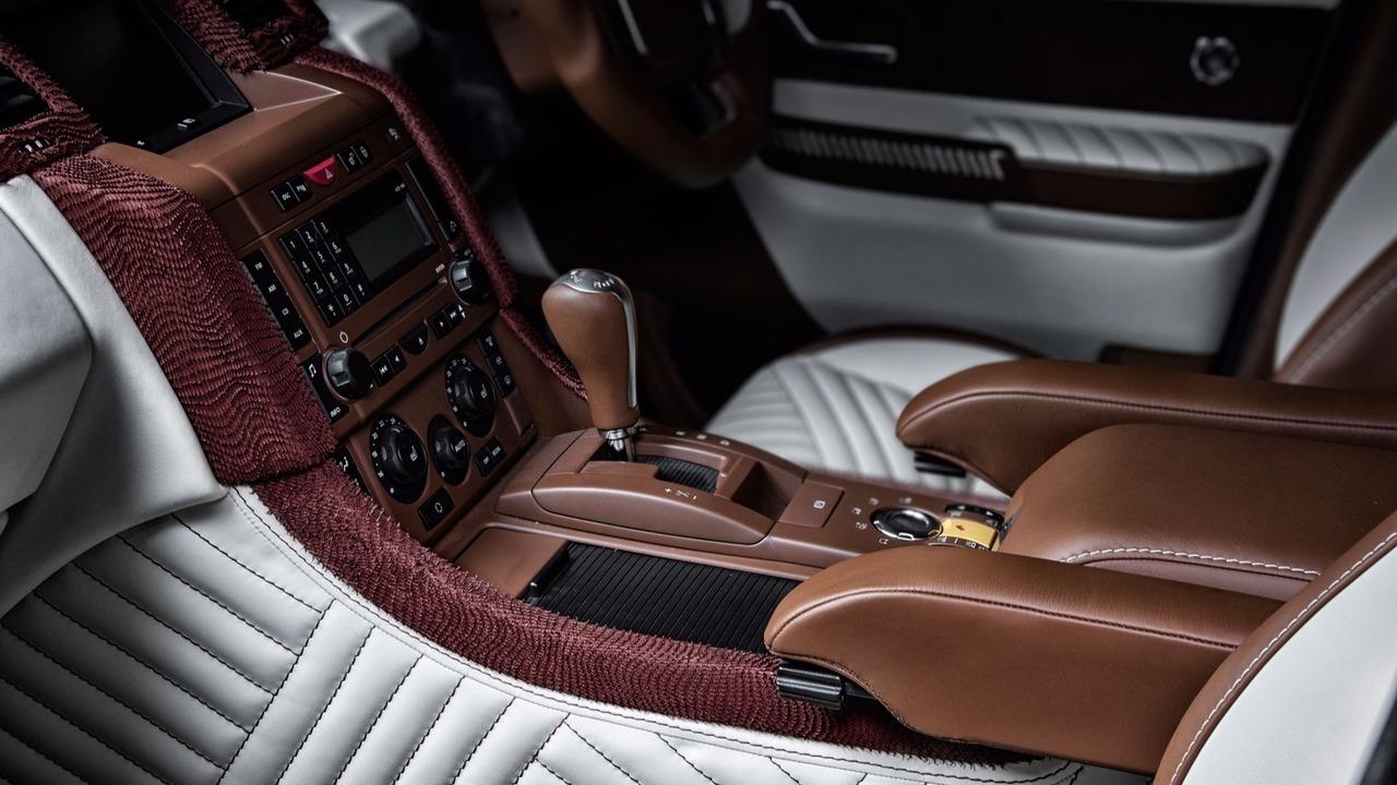 Bgt Range Rover Sport Vilner Interior Photos