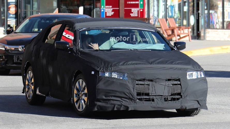 2018 Honda Accord AVM'de görüntülendi