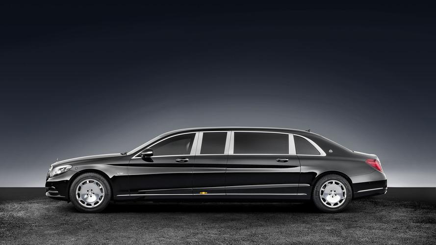Le Roi Philippe de Belgique s'offre une Mercedes S600 Guard
