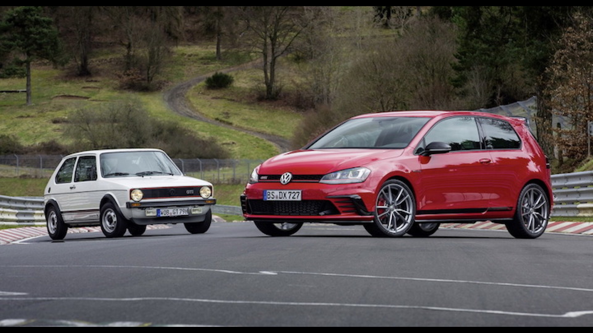 2017 Volkswagen Golf Gti Clubsport S Already Sold Out In U K