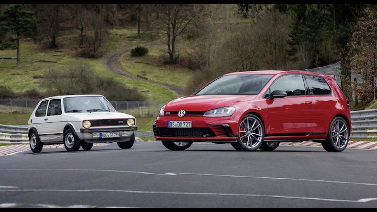 2017 Volkswagen Golf GTI Clubsport S Already Sold Out in U.K.