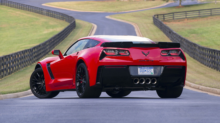 Corvette Z06 Gets $9,100 Discount To Counteract Sales Decline