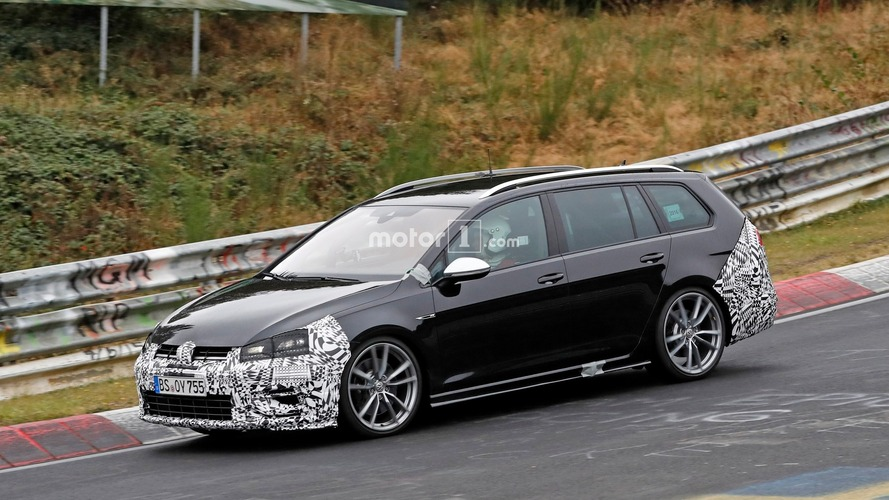 2017 VW Golf facelift confirmed for November world premiere