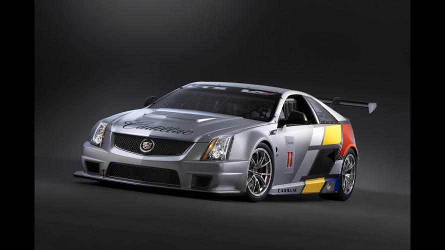 Cadillac CTS-V Coupé Race Car