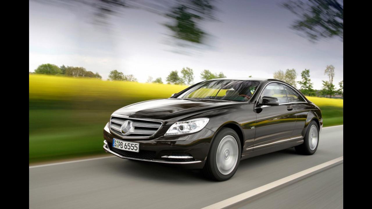 Mercedes CL 2011