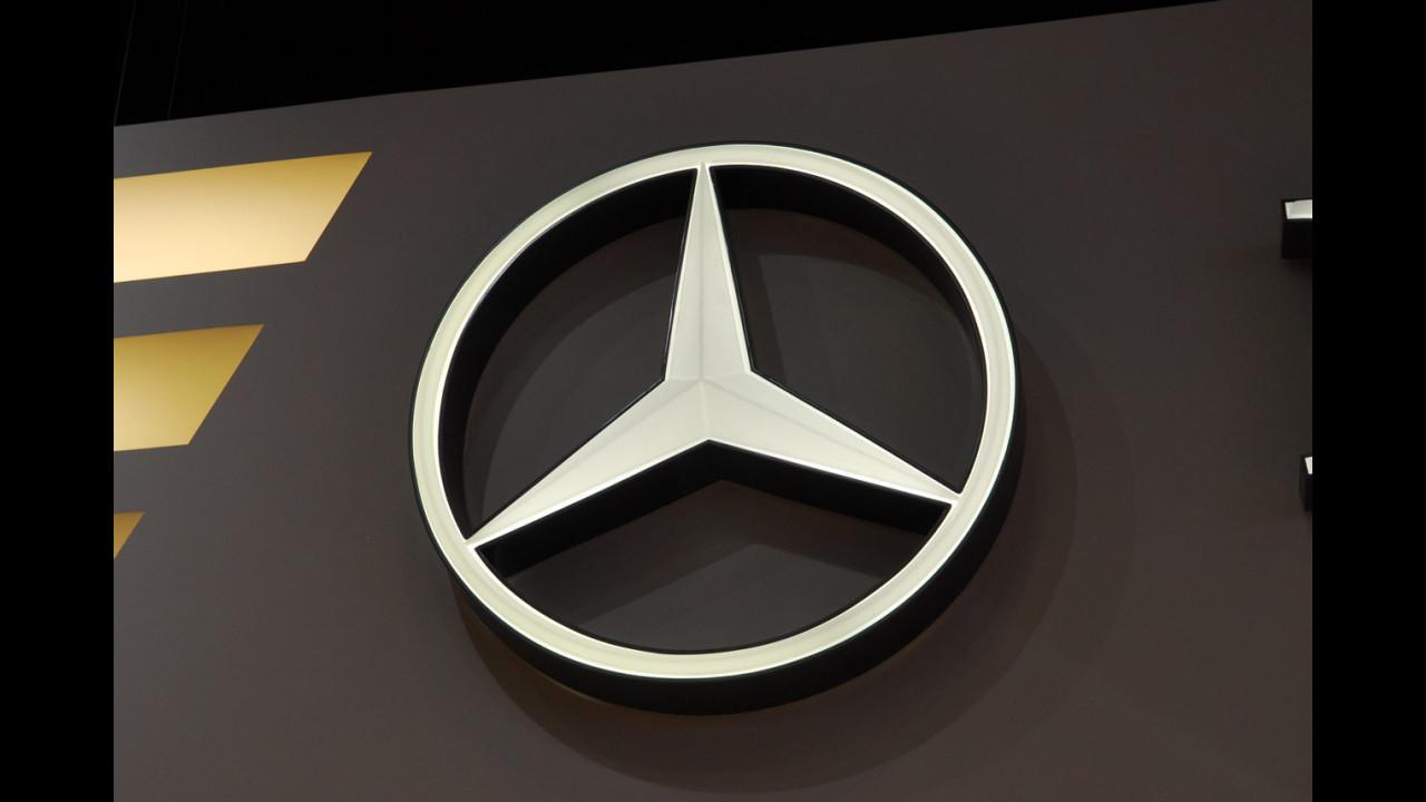 Mercedes al Salone di Parigi 2008