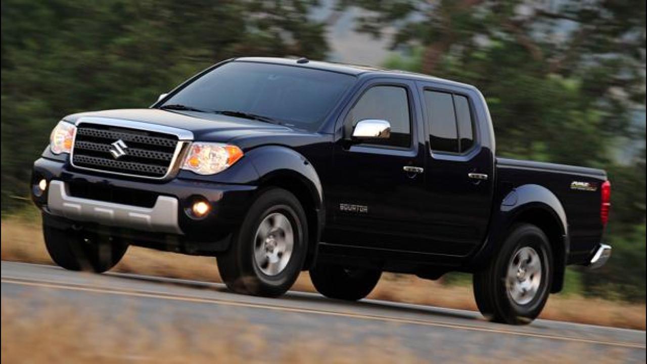[Copertina] - Suzuki non venderà più auto negli USA