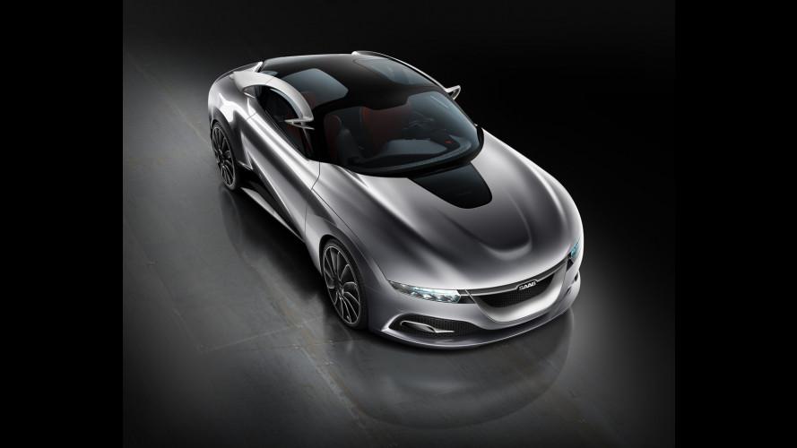 Saab: la nuova 9-3 nel 2013
