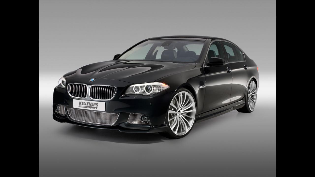 BMW Serie 5 M Sports Package - Kit Kelleners Sport