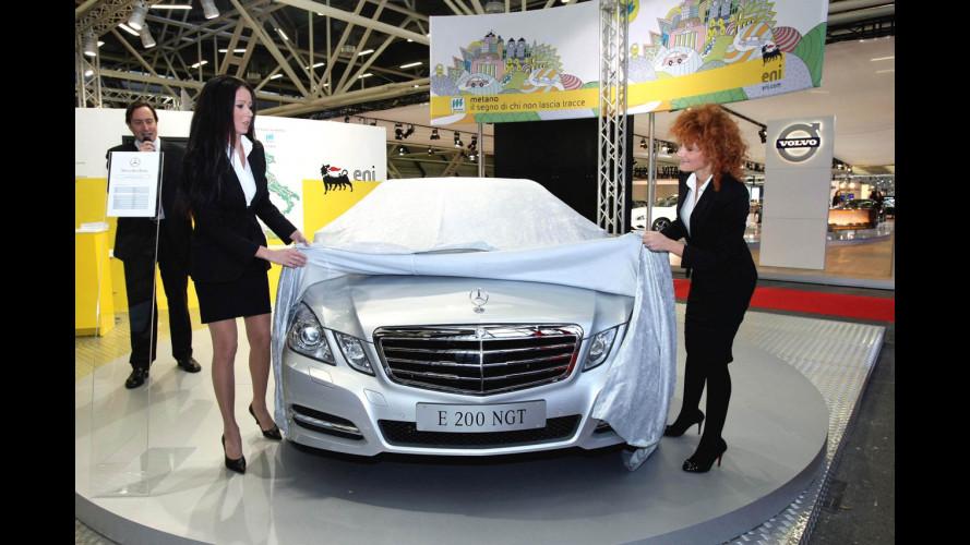 Mercedes E 200 NGT