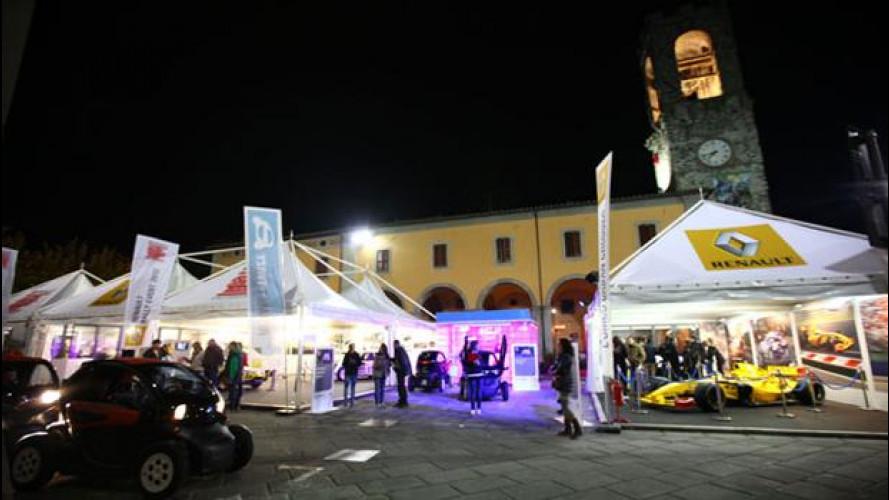 Renault Rally Event, vincono Michelini-Castiglioni