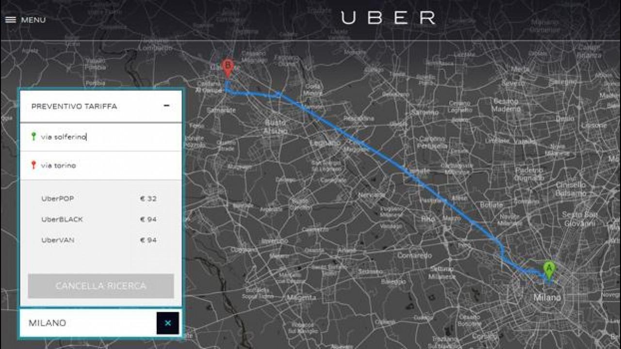 [Copertina] - Uber, a Roma non attacca (per ora)