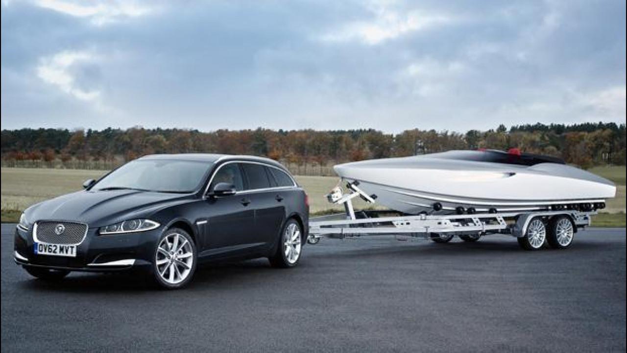 [Copertina] - Jaguar Concept Speedboat