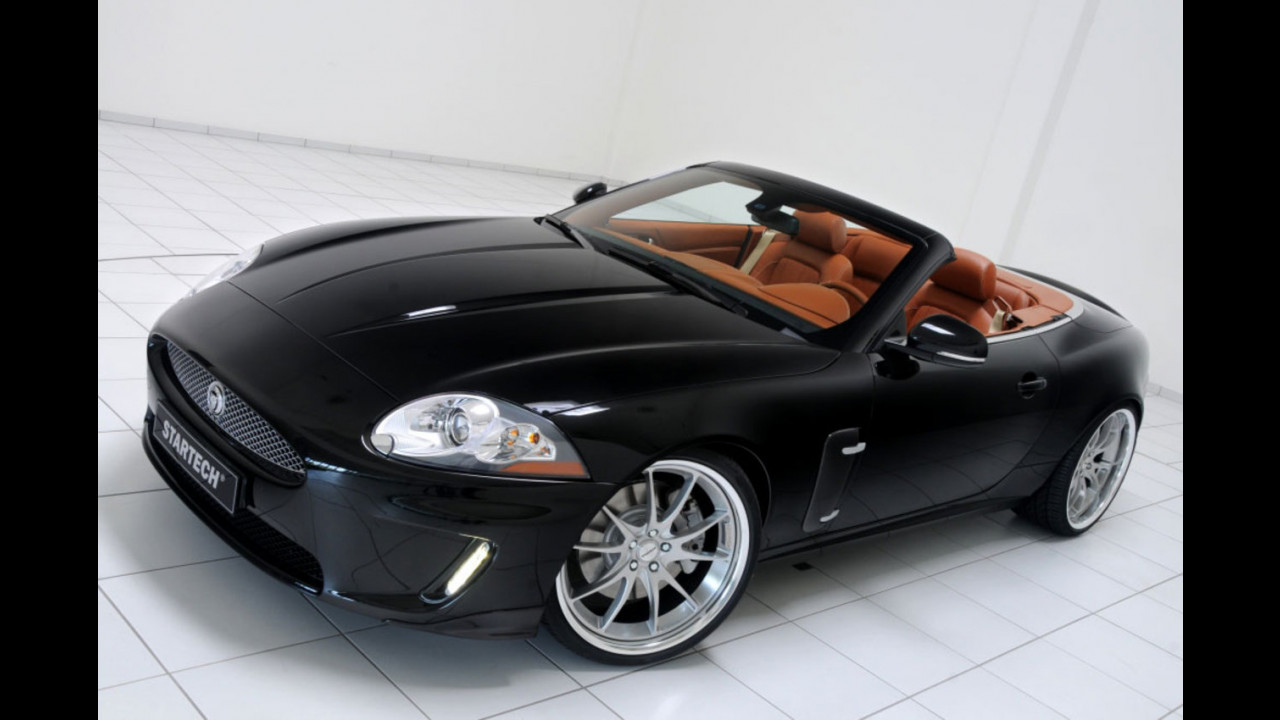 Jaguar XK Convertible by Startech