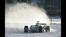 Una Formula 1... a St Moritz!