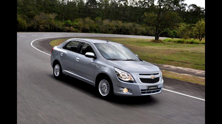 Nuova Chevrolet Cobalt