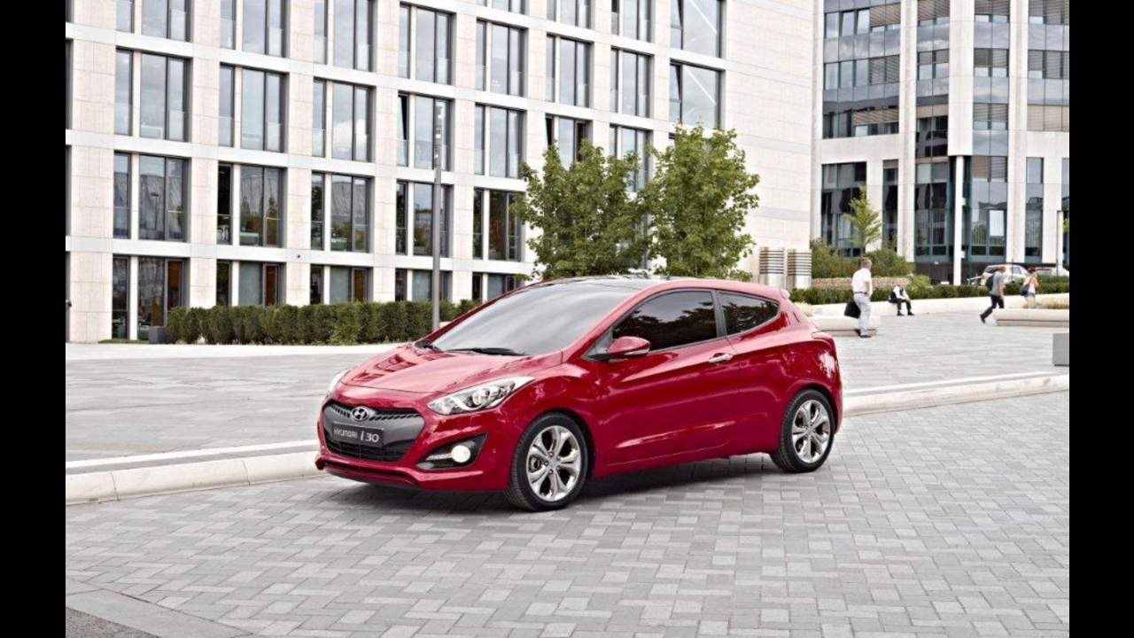 Nuova Hyundai i30 3 porte