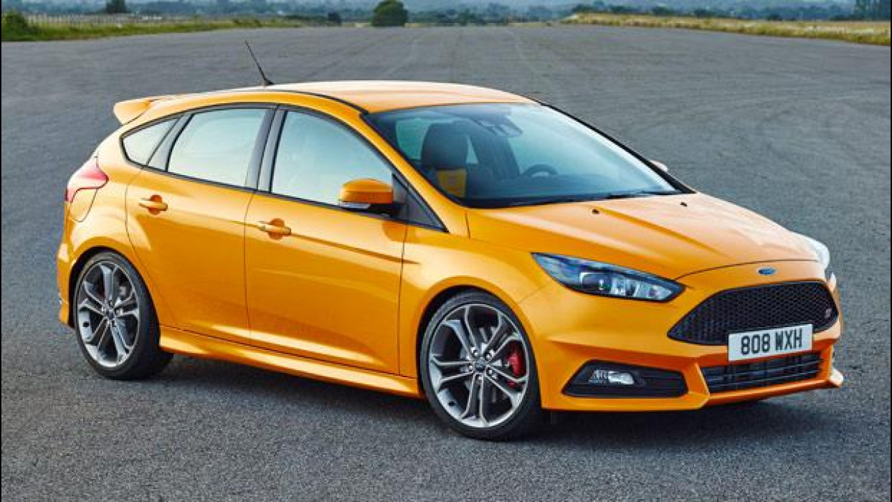 [Copertina] - Ford Focus ST restyling, ora anche diesel