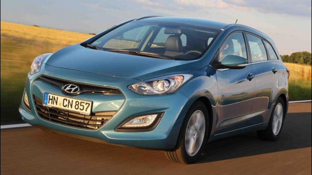 [Copertina] - Immatricolazioni 2012, Hyundai è entrata nella Top 12 italiana