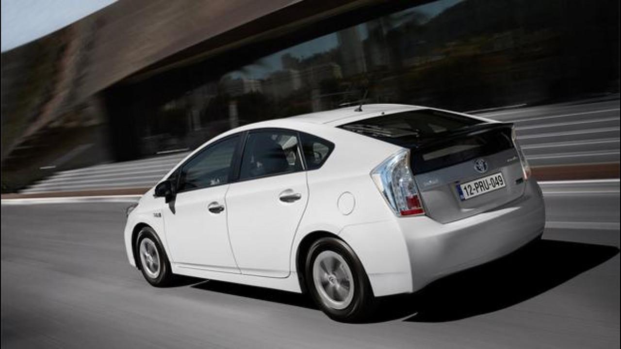 [Copertina] - Toyota Prius Plug-in, l'ibrida ad elettricità estesa [VIDEO]