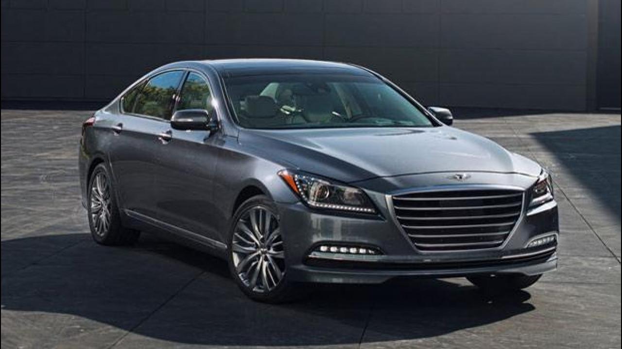 [Copertina] - Hyundai sfida le auto premium tedesche