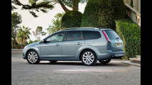 Ford Focus SW in arrivo