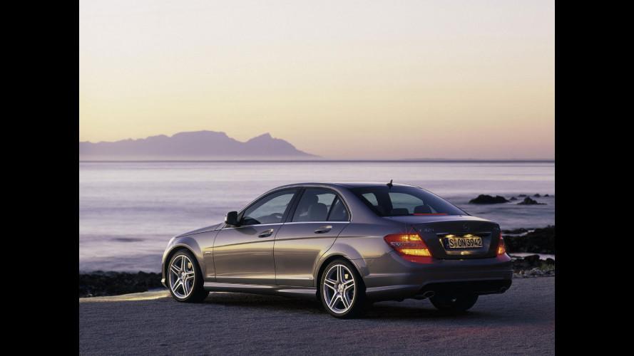 La nuova Mercedes Classe C: non chiamatela entry-level!