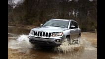Jeep Compass restyling