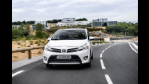 Toyota Verso restyling